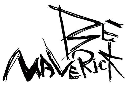 "KOJI KAKINUMA CALLIGRAPHY EXHIBITION ""BE MAVERICK"""