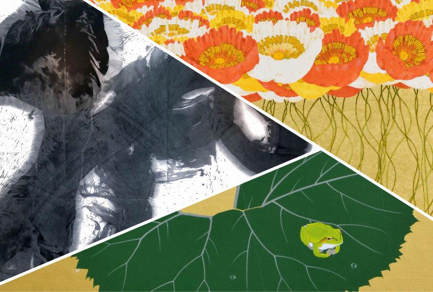 「舞 MAI」柿沼康二、楚里勇己、磯部光太郎3人展  | Art Platform Tokyo